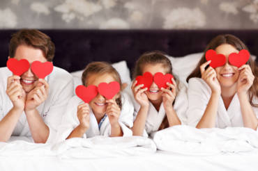 How to Celebrate Valentine's Day When You Have Children